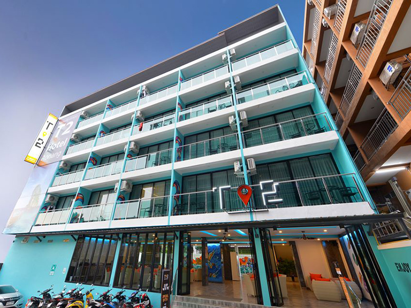 Hotels Nearby T2 Ao Nang Krabi