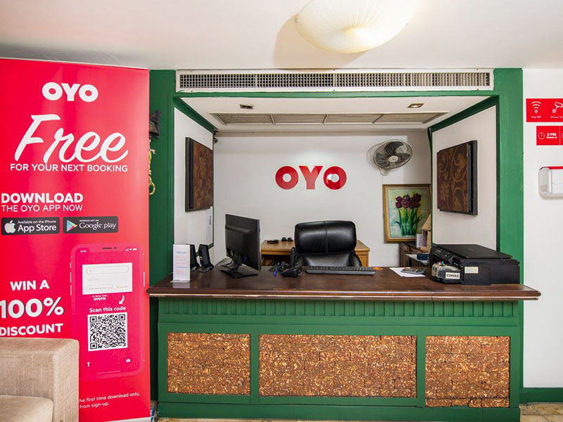 Hotels Nearby OYO 255 The Ocean Hotel Patong