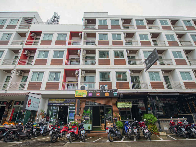 Hotels Nearby OYO 277 Pumpui Boutique Hotel
