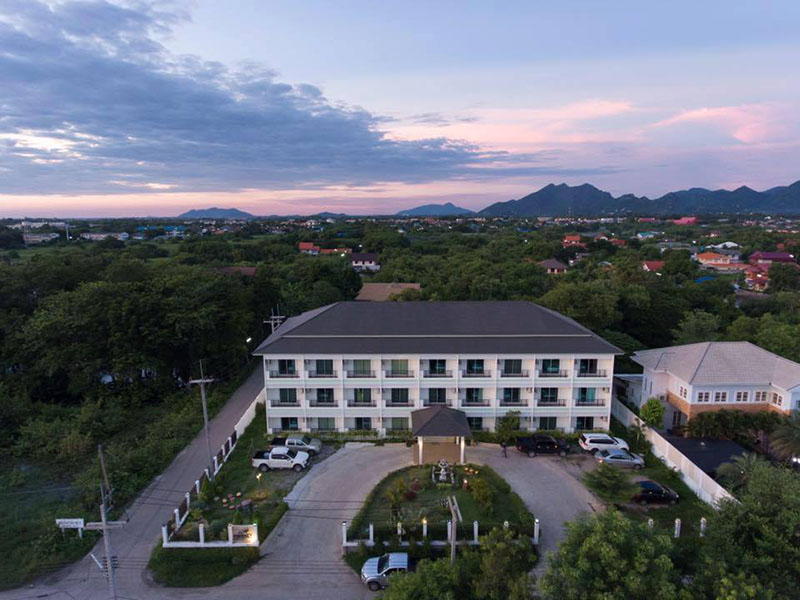 Image Hotel The Privacy Residence Lopburi