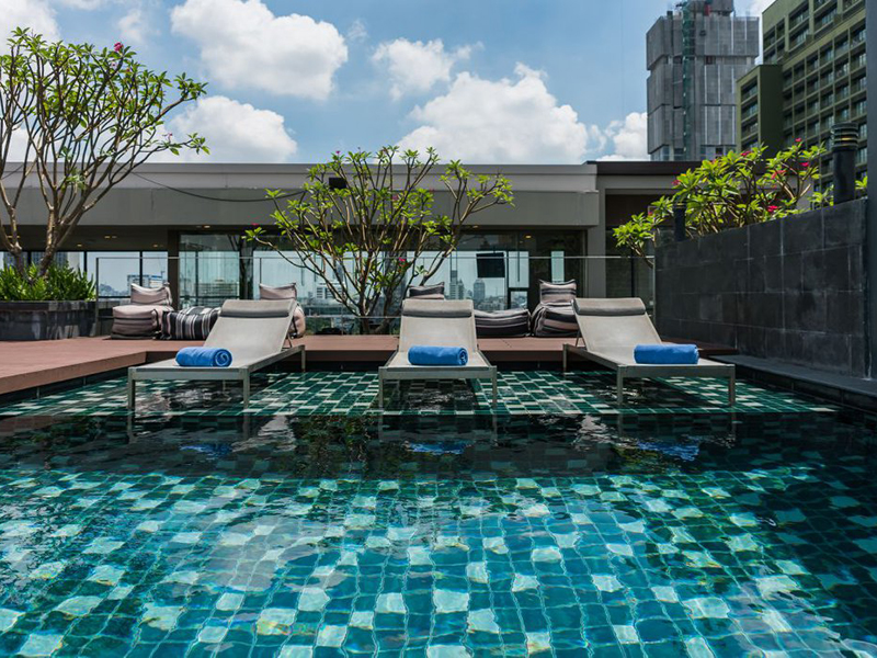 Image Hotel The Residence on Thonglor