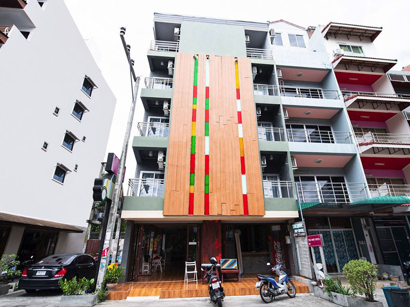 Hotels Nearby OYO 292 The Oddy Hip Hotel