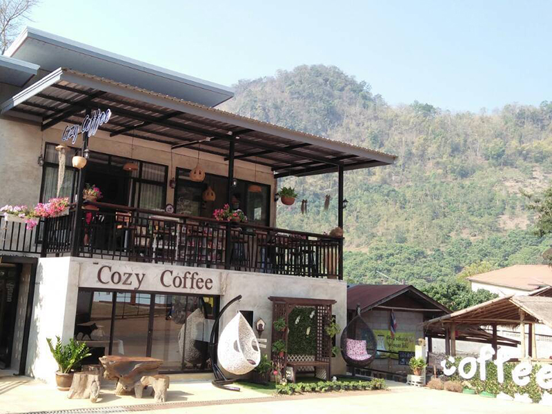 Cozy Coffee and Homestay