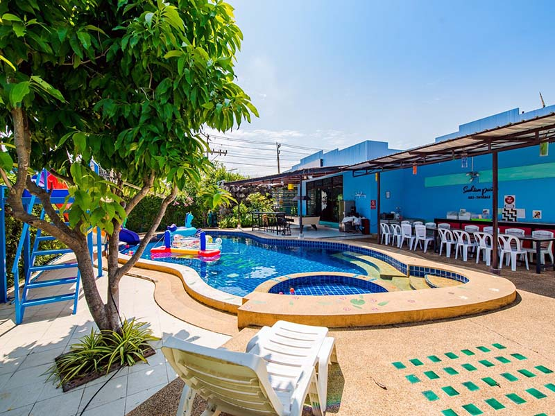 Intenso Pool Villa Huahin
