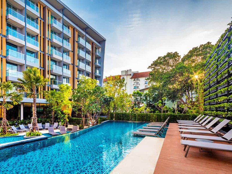 Hotel Amber Pattaya by At Mind