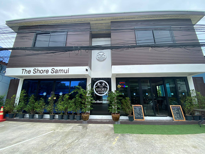 Hotels Nearby The Shore Koh Samui
