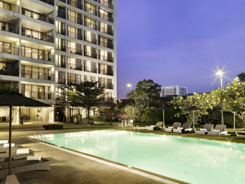 Image Hotel Bangna Pride Hotel and Residence
