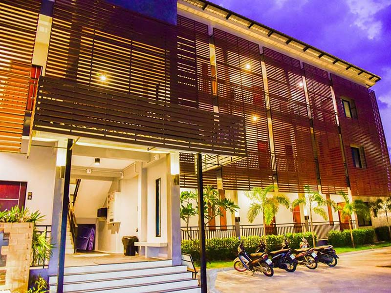 Image Hotel The Loft Residence At Chaiyaphum