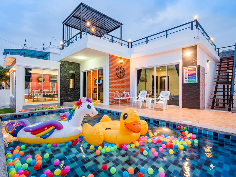 Hotels Nearby Baan Intime Pool Villa