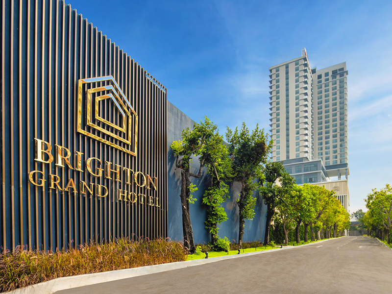 Brighton Grand Hotel Pattaya